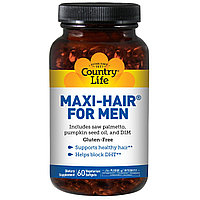 "Витамины Maxi Hair For Men от ""Country Life"" для мужчин"