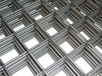 Сетка армирующая 100х100, 5 мм., 2х3 м.