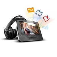 "Автомобильный медиаплеер Energy Sistem r7 Dual Screen Car Media Player (2x7"",multimedia, Safekit)"