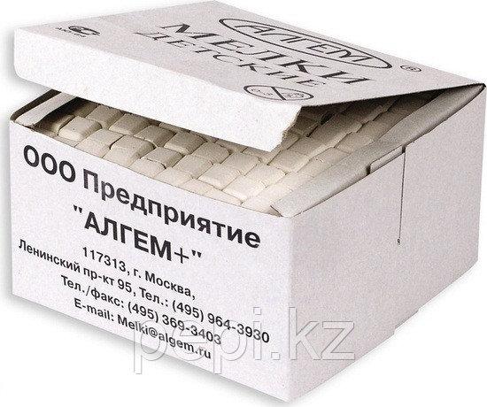 Мел белый Алгем 12гр (уп. 100шт/1кг)