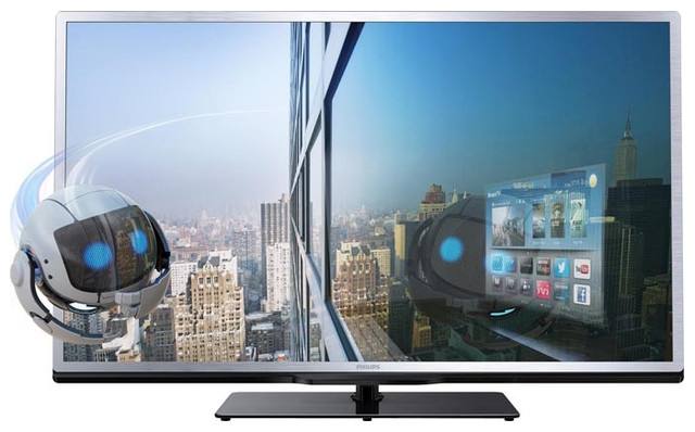 Телевизор LED Philips 40PFL4508T