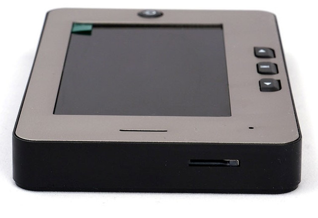 """Слот для карты памяти в корпусе видеоглазка """"SITITEK Simple II"""""""