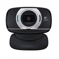 Веб-камера Logitech C615 (960-000737) WebCam HD CMOS 1280x720 USB black