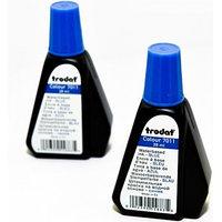 Штемпельная краска Trodat 28 ml синяя
