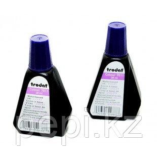 Штемпельная краска Trodat 28 ml фиолетовая