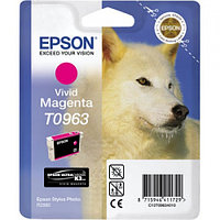 Картридж C13T09634010 R2880 Vivid Magenta Cartridge