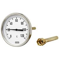 Термометр А5000 G1/2B NG 63 мм, WIKA