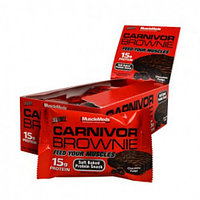 Батончики MUSCLE MEDS CARNIVOR BROWNIE BAR
