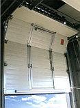 Гаражные ворота  Doorhan 2600х2200 подъемные, фото 4