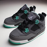 "Air Jordan 4 Retro ""Green"" Kids"
