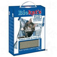 Wood based cat litter