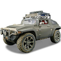 1/18 Maisto Hummer Hx Concept, Model Araba Dirt Riders