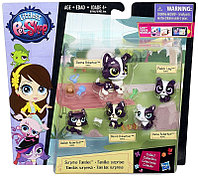Набор Littlest Pet Shop Большая семейка Hasbro