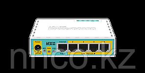Маршрутизатор MikroTik hEX PoE Lite RB750UPr2