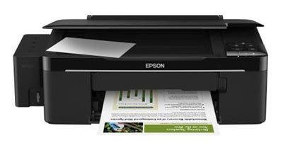 Сброс уровня чернил и техническое обслуживание принтеров Epson L серии (L800, L100, L200), фото 2