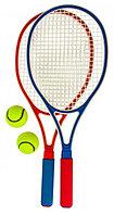Набор для большого тенниса «First Tennis» (с пластиковыми ракетками), фото 1
