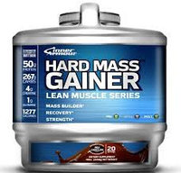 Гейнер 10%-20% Hard Mass Gainer, 15 lbs.