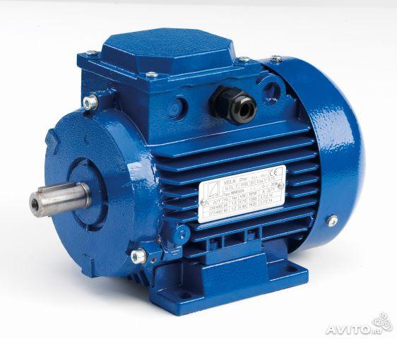 Электродвигатель АИР71В4 (1,1)