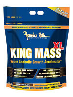 Гейнер 20%-30% King Mass XL, 15 lbs.