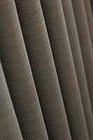 Портьерная ткань для штор, рогожка однотонная