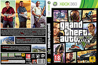Grand Theft Auto V (5) / GTA V/5[2dvd]