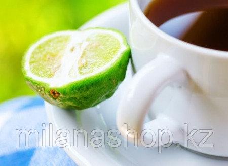Зеленый чай с бергамотом