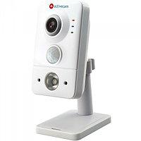 Широкоугольнаябеспроводнаякомпактная 2Мп IP-камера с расширенным функционалом, датчиком движения и ИК