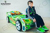 Детская кровать-машина «Вихрь», фото 2