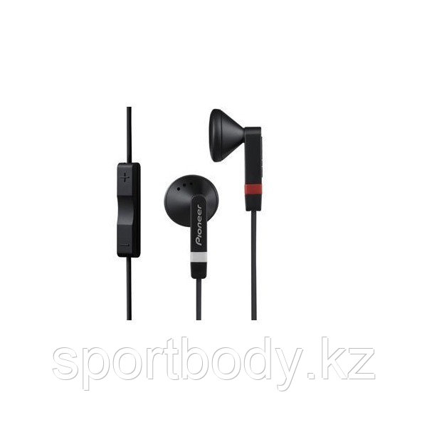 Наушники Pioneer Earphones SE-CE511I-K with microphone and remote  - Market Place в Алматы