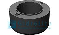 Переходник для лотка водоотводного Gidrolica Light, пластиковый