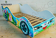 Детская кровать-машина «Принцесса», фото 5