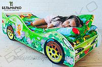 Детская кровать-машина «Сказка», фото 4