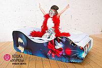 Детская кровать «Кошка - Мурка», фото 5