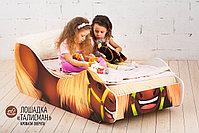 Детская кровать «Лошадка - Талисман», фото 4