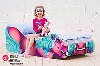 Детская кровать «Пони - Нюша», фото 3