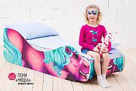 Детская кровать «Пони - Нюша», фото 6