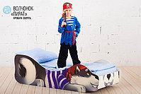 Детская кровать «Волчёнок - Пират», фото 6