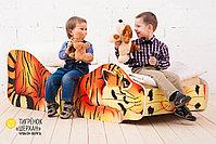 Детская кровать «Тигрёнок - Шерхан», фото 2