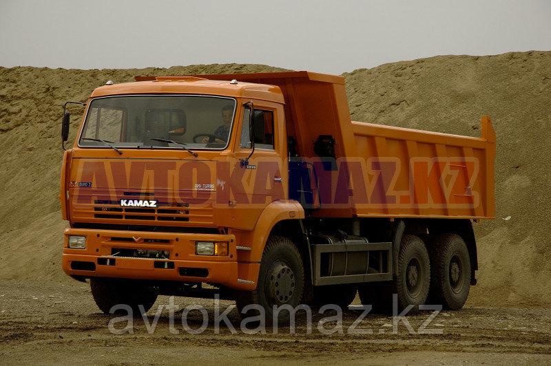 Самосвал КамАЗ 6520-026 (2016 г.)