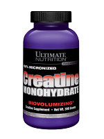 Креатин 100% Micronized Creatine Monohydrate, 900 mg, 200 caps.