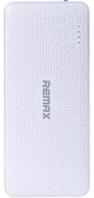 Дополнительный аккумулятор Remax power bank RL-P10 10000 мАh (белый), фото 1