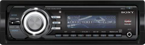 Автомагнитола Sony CDX-GT760