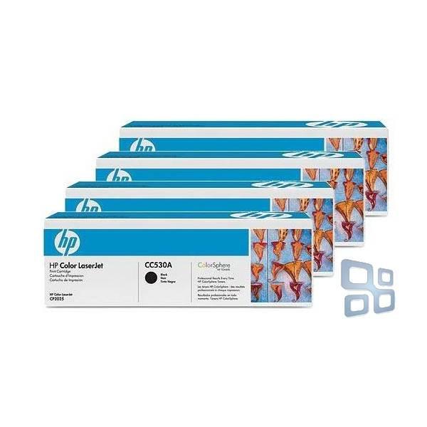 Картридж HP CC530A для Color LJ CP2025