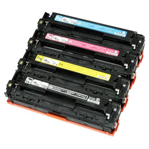 Картридж HP CE320A для Color LJ CP1525/CM1415