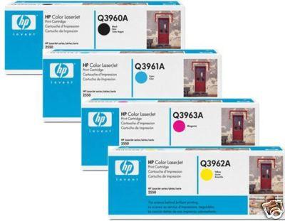 Картридж HP Q3960A для Color LJ 2550