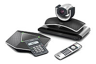 Yealink VC120 (VCP40) Система видеоконференц связи, PTZ камера, спикерфон