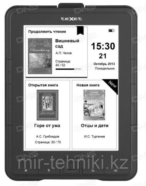 Электронная книга TeXet TB-137 SE