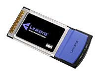 PCMCIA-Wireless-N card Linksys WPC300N