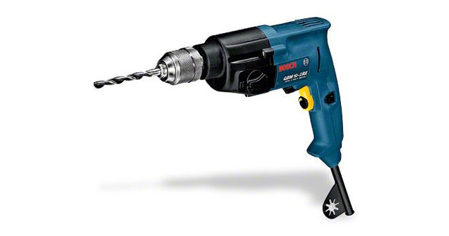 Дрель BOSCH GBM 10-2 RE Professional
