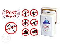 Ультразвуковой отпугиватель насекомых и грызунов Pest Reject, фото 1